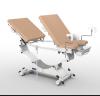 Duolys onderzoekstafel met beensteunen en wieltjes