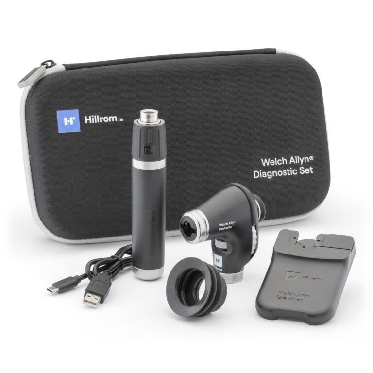 PanOptic PLUS set d'ophtalmoscope