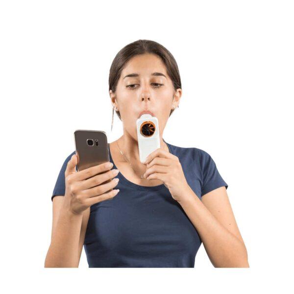 Spirometer: Spirobank Oxi