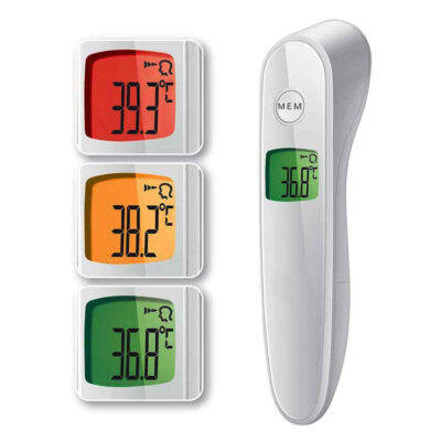 Contactloze thermometer