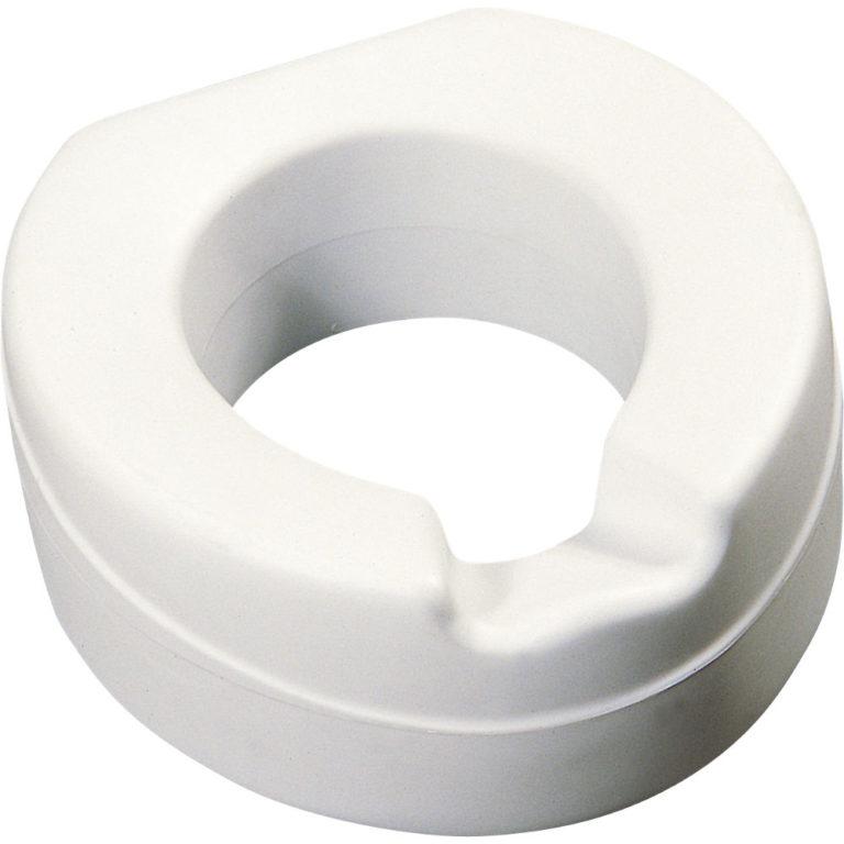 Toiletverhoger in schuimrubber – 11 cm