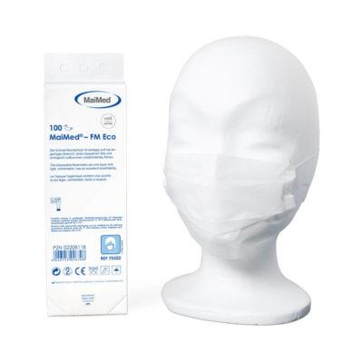Mondmasker papier 100 stuks