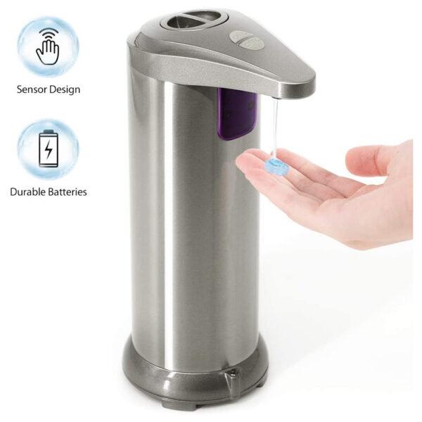 Automatische dispenser met sensor