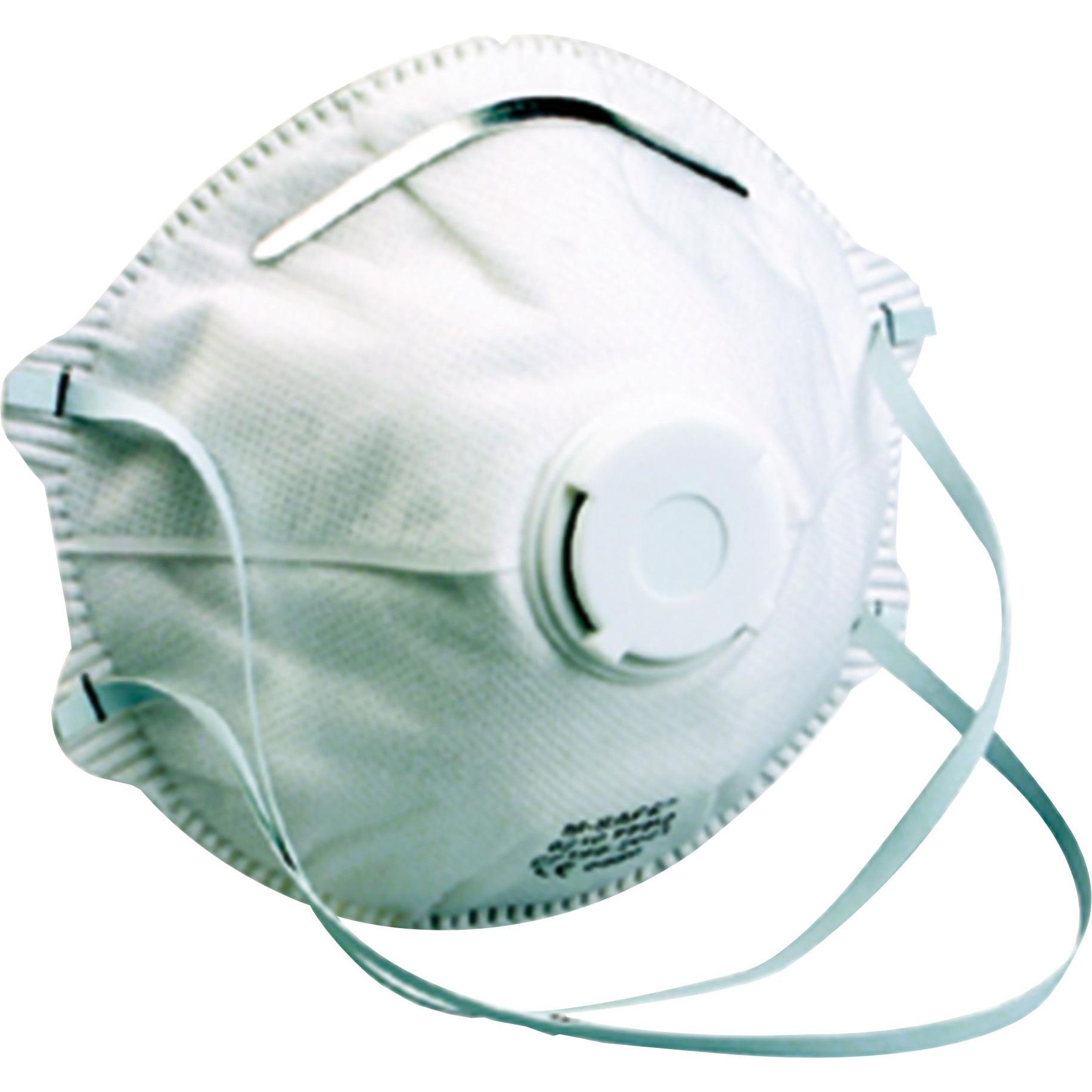 Mondmaskers FFP2 MET ventiel – Bescherming Coronavirus / Griepvirus