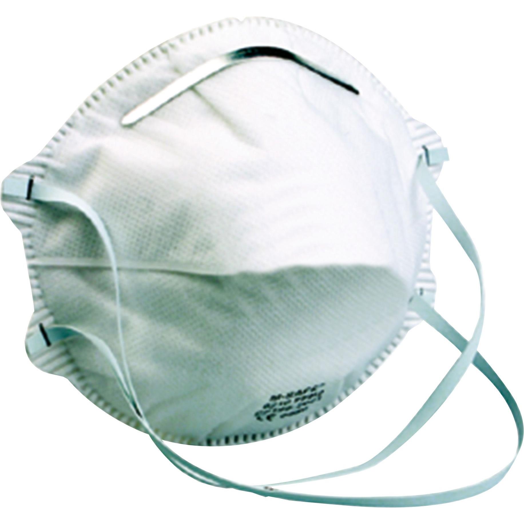 Mondmaskers FFP1 ZONDER ventiel – Bescherming Coronavirus / Griepvirus
