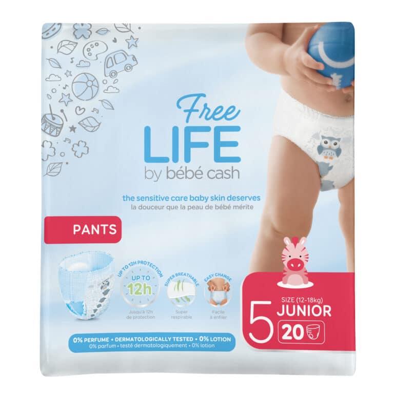 Free Life BébéCash Pants 5 Junior