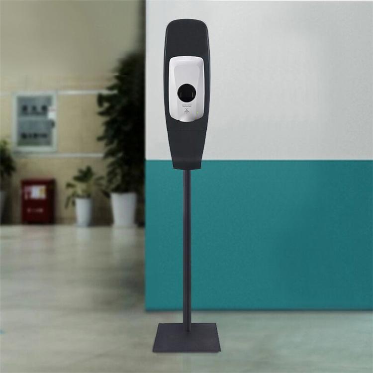 Desinfectiezuil met automatische dispenser