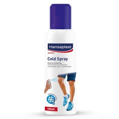 Hansaplast SPORT Cold Spray 125ml - 1 stuk