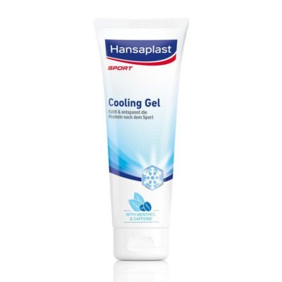 Hansaplast SPORT Cooling Gel 100ml - 1 stuk