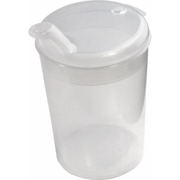 Drinkbeker plastiek (autoclaveerbaar) – 4mm