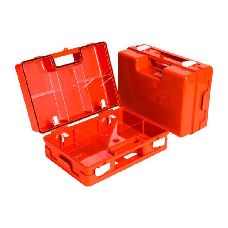 EHBO-koffer leeg