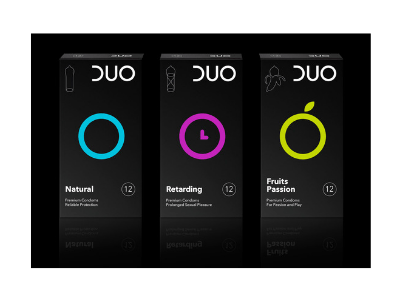 Duo condoms
