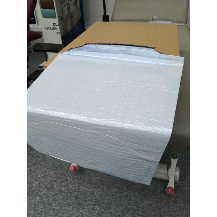 Beschermonderlegger geplastificeerd (Dental Towels) 38,5x50cm 1000 st/doos