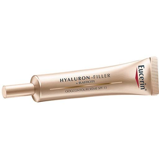 Eucerin Hyaluron-Filler + ELASTICITY Oogcontourcrème SPF15 - 15ml