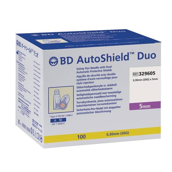 AutoShield Duo veiligheidspennaald