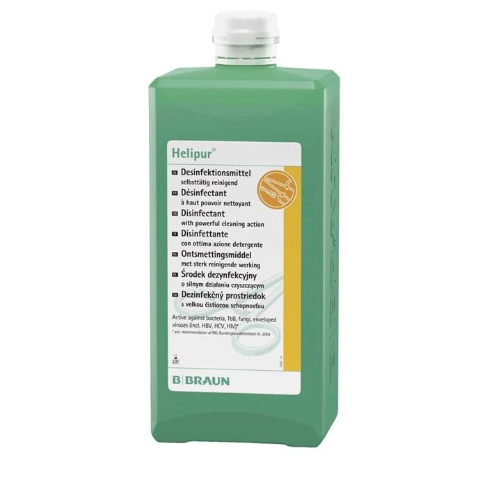 Helipur - ontsmettingsmiddel voor instrumenten - 1liter