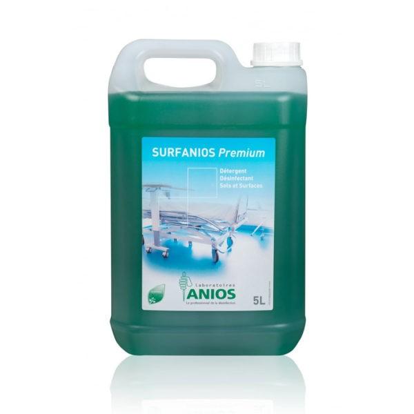 Surfanios Premium - 5 liter - oppervlakte ontsmetting