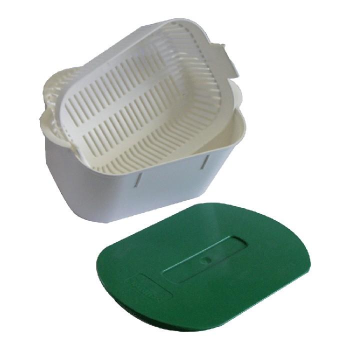 Instrumentenreinigingsbak - 2 liter + deksel