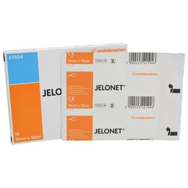 JELONET ST IND VP. 10 x 10cm 10ST