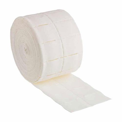 Zeletten - cellulose swabs - 4 x 5cm - 2x500st