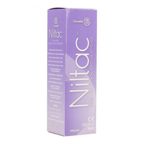 Niltac adhesive remover spray 50 ml