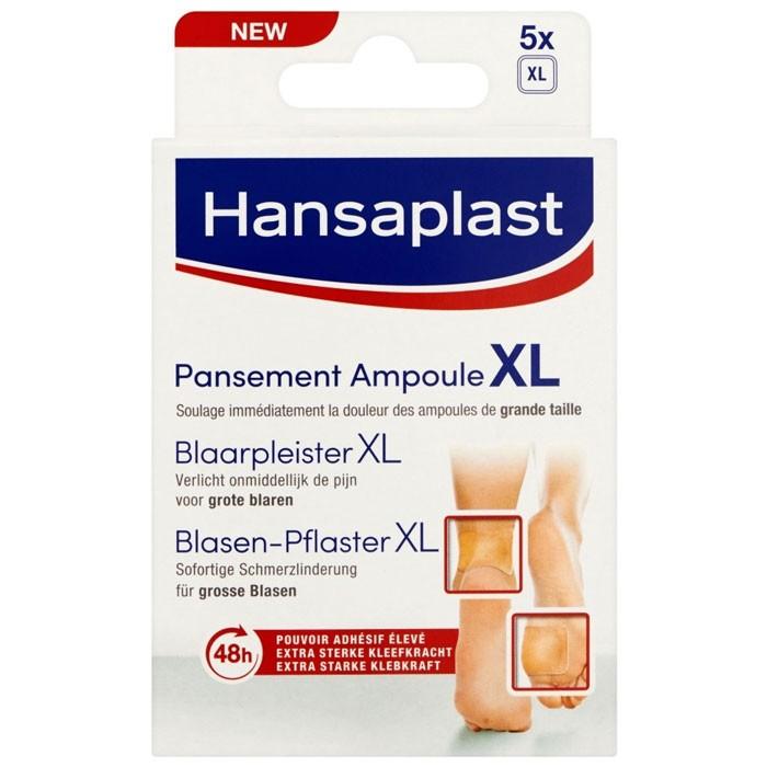 F-expert hansaplast sos Blaarpleister XL - 5 stuks