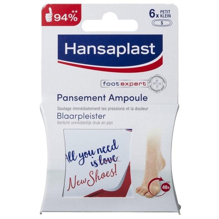 Hansaplast Foot Expert Blaarpleisters Klein voor op de tenen - 6 stuks