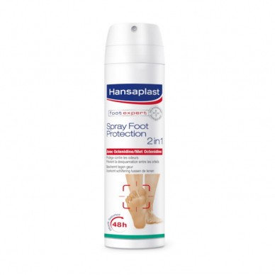 F-expert Hansaplast Protection 2in1 Voetspray - 150ml - NEW