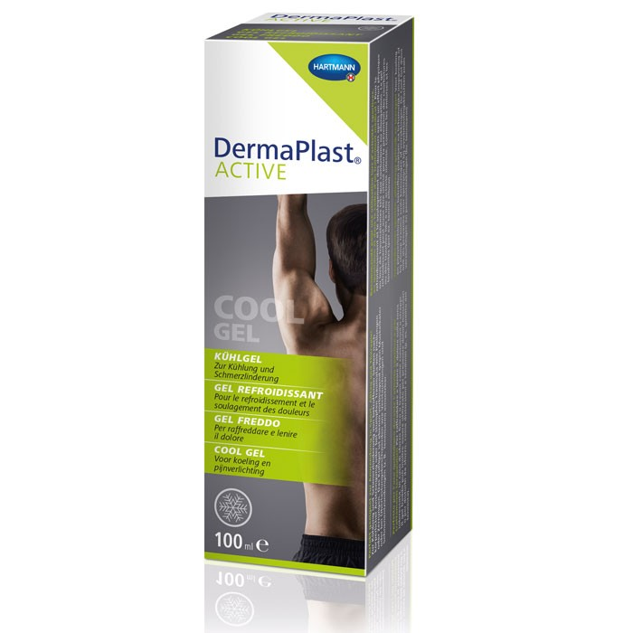 DermaPlast® ACTIVE Cool Gel - 100 ml