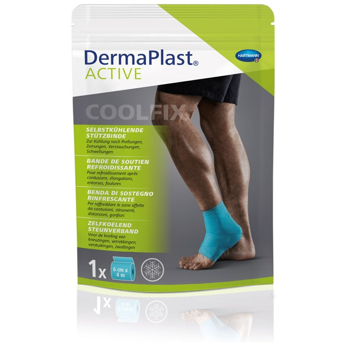DermaPlast® ACTIVE Cool Fix - 6cm x 4m