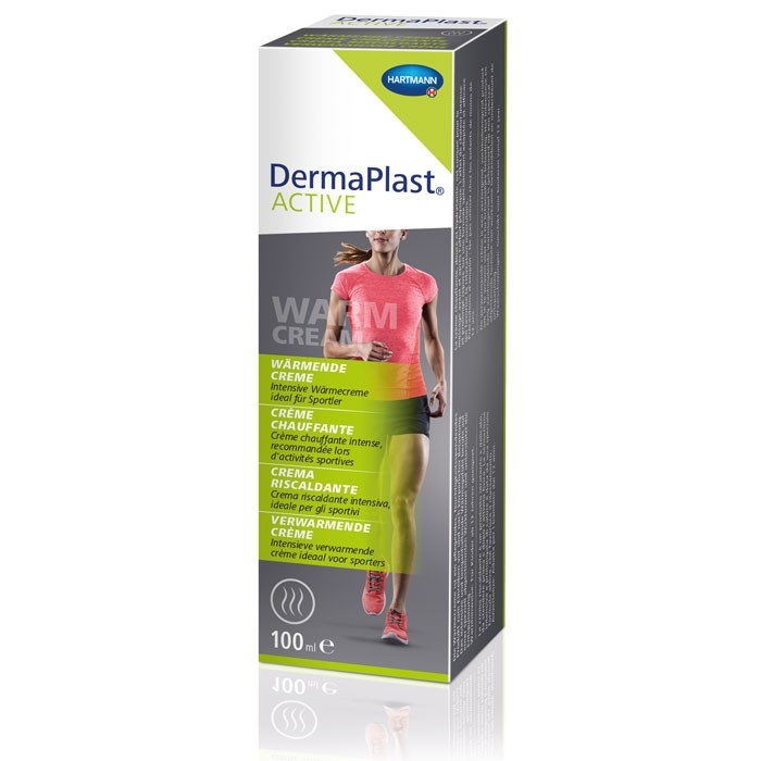DermaPlast® ACTIVE Verwarmingscrème - 100 ml