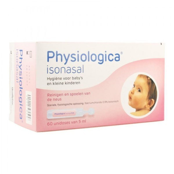Physiologica® Isonasal 5 ml x 60 amp.