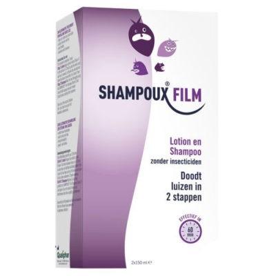 SHAMPOUX® FILM PROMO (LOTION + SHAMPOO)