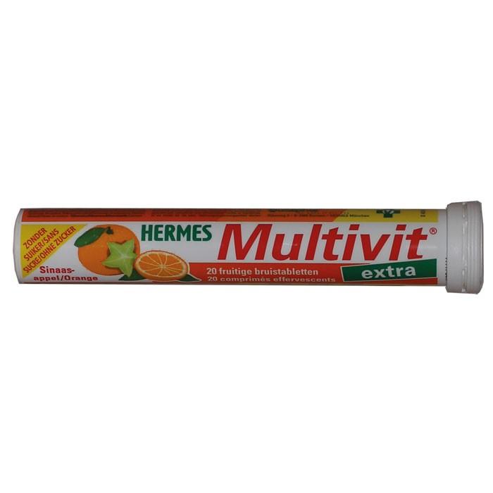 Hermes Multivit Extra Tube van 20 bruistabletten