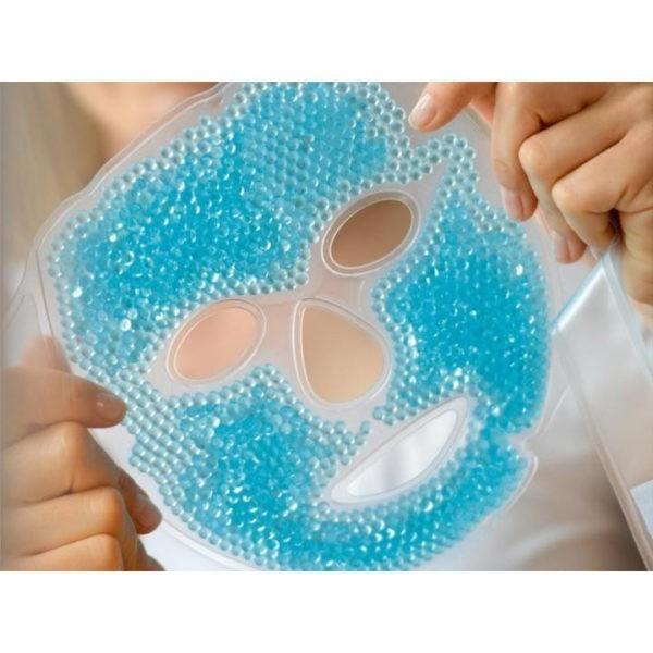 SISSEL® HOT-COLD - gezichtsmasker met parelige gelvulling - 1 st