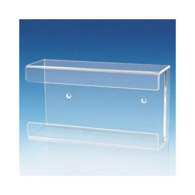 Handschoendooshouder - Plexiglas - Transparant