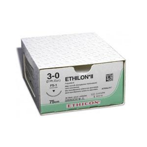 Ethilon 3/0 75cm 19TRI3/8 EXN31 36st
