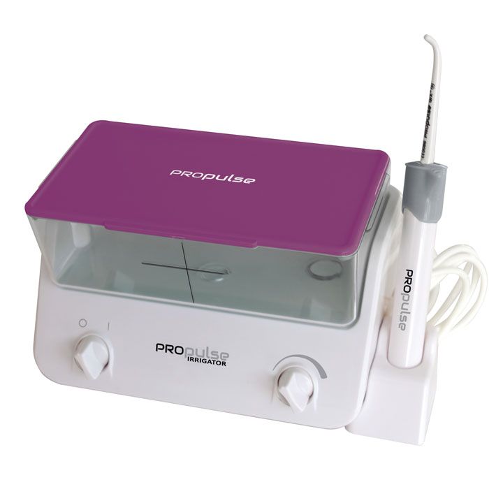 Propulse elektronisch oorspoelapparaat + 100 Jet Tips