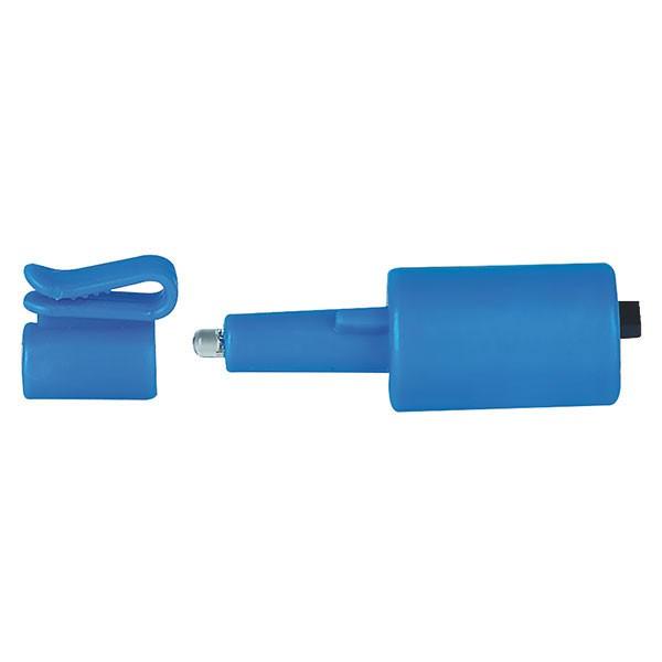 Universeel LED-licht met clip-adapter - 1 stuk