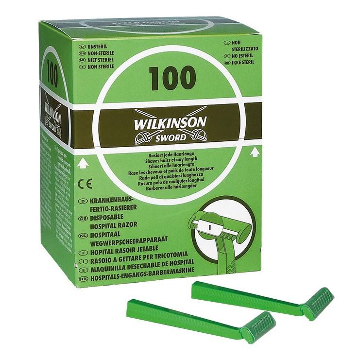 Scheermesjes WILKINSON wegwerp - 100 stuks