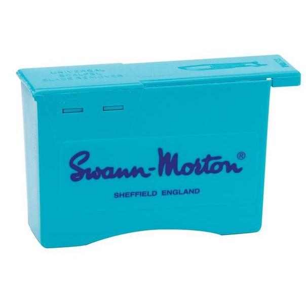 Swann Morton Surgical blade removers - 1 stuk (Tot 100 gebruikte mesjes per box)