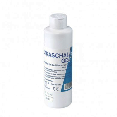 Ultrasoundgel 250 ml