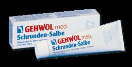Gehwol Med Klovenzalf 75ml