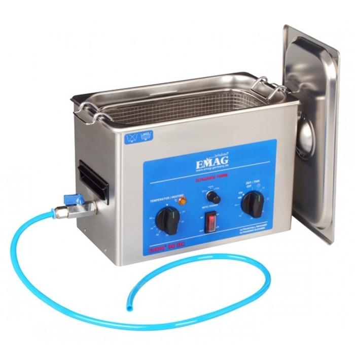 Ultra-sonne Reiniger met temperatuurregeling - EMMI 40HC - 4 liter