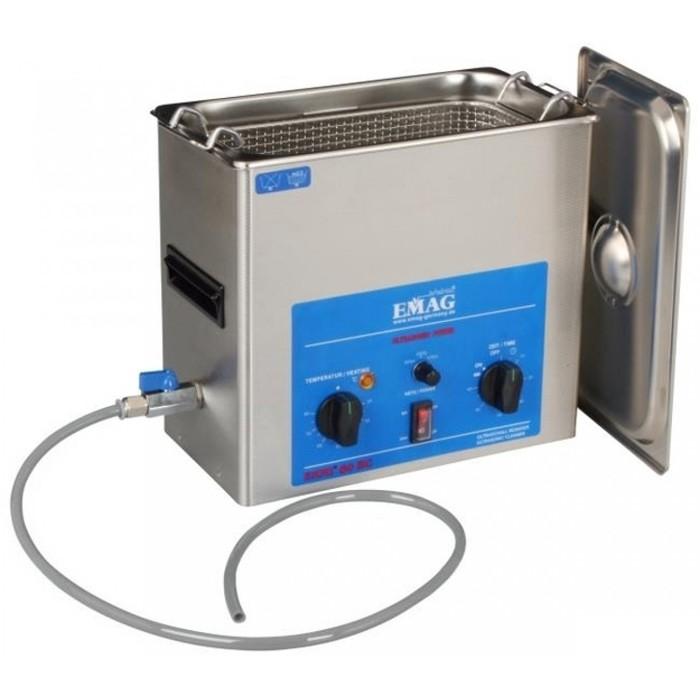 Ultra-sonne Reiniger met temperatuurregeling - EMMI 60HC - 6 liter