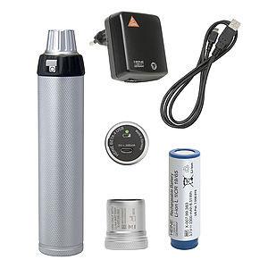 Heine handvat Beta 4 Li-ion + USB transfo - X00799388
