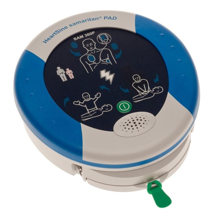 AED Samaritan PAD 360P - volautomaat - inclusief draagtas