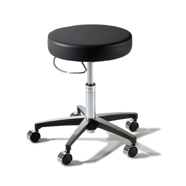 Tabouret model 276 - airlift - 5 wieltjes