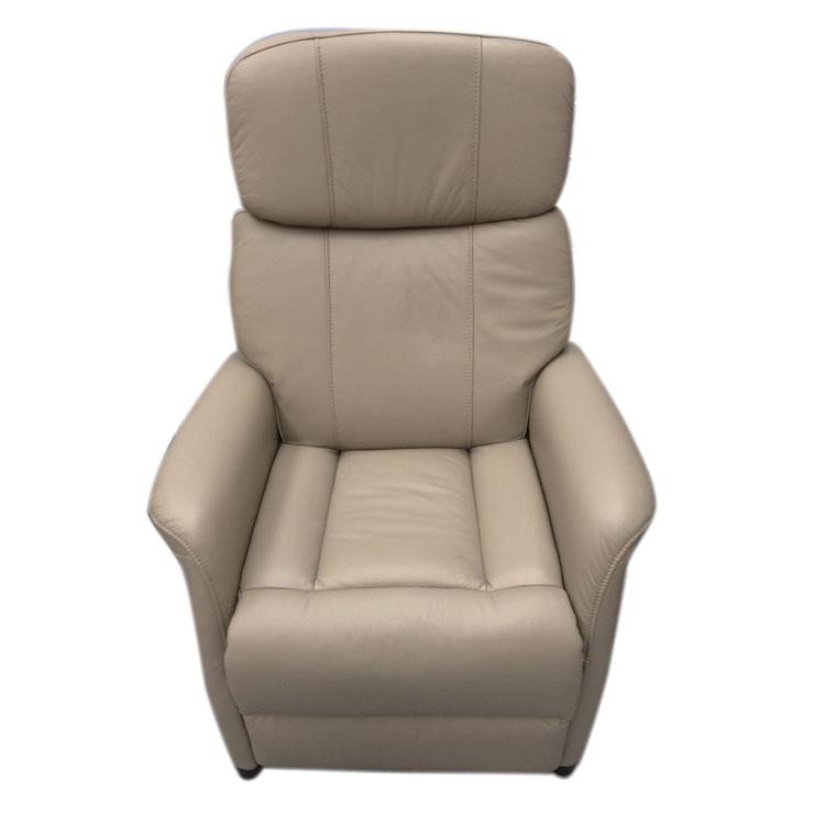 Elektrisch verstelbare relax / sta-op zetel - York - Beige
