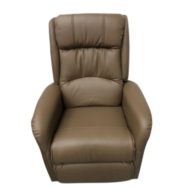 Elektrisch verstelbare relax / sta-op zetel - Bristol - Bruin